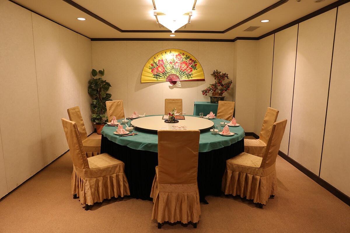 盤古殿新横浜プリンスホテル店の完全個室